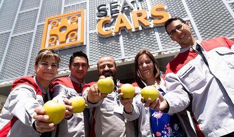 SEAT dedica una semana completa a la salud de sus empleados