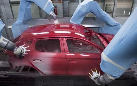 El spa de los coches de SEAT
