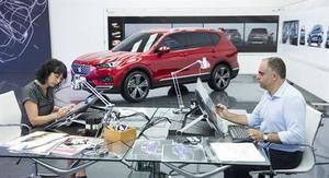 Nuevo SEAT Tarraco: Así se diseña un SUV