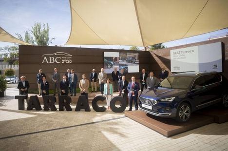 """El SEAT Tarraco recibe el premio """"ABC Mejor Coche del Año 2020"""""""