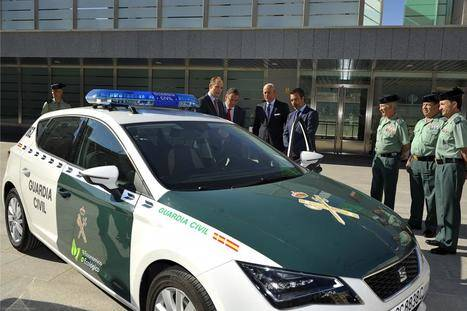 Un León TGI para la Guardia Civil