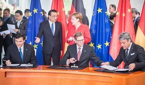 SEAT firma un acuerdo para unirse a Volkswagen Group China y JAC