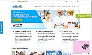 VITA 34 obtiene patente europea sobre la preservación del tejido del cordón umbilical