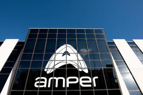 Amper logra un contrato con Navantia de 4,6 millones para el diseño y fabricación de 5 fragatas