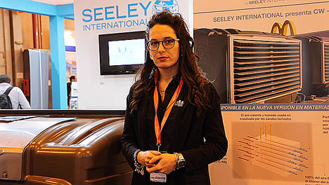SEELEY INTERNATIONAL presenta en C&R 2019 un bioclimatizador que abarata costes