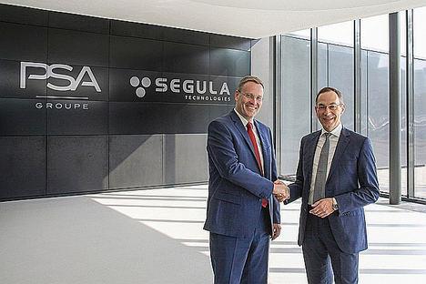 SEGULA Technologies inicia su actividad de negocio dentro del Campus Europeo de Ingeniería en Alemania