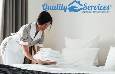 ¿Cuáles son las ventajas de contratar a una empleada de hogar? por Servicios Domésticos Quality