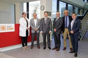 SEAT constituye el Comité Científico de Empresa Saludable