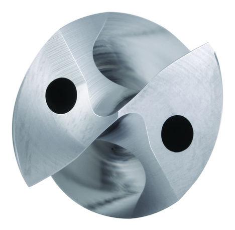Rendimiento fiable: La nueva broca de metal duro integral con geometría de punta SGL