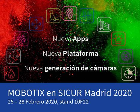 Se presenta en SICUR la plataforma abierta MOBOTIX 7 que ha revolucionado el vídeo inteligente