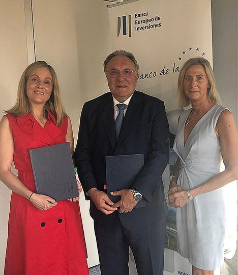 El BEI apoya la estrategia de innovación de Sidenor con 50 millones de euros bajo el Plan de Inversiones para Europa