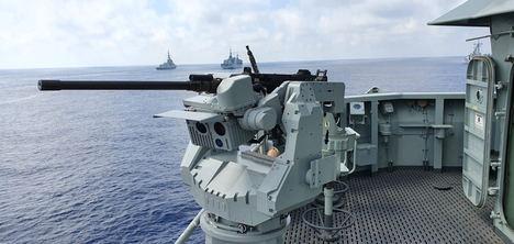 ESCRIBANO M&E consolida su presencia en la Armada con sus sistemas SENTINEL en las nuevas Fragatas F110