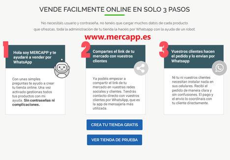 SOFTCODE lanza 'Mercapp': Iniciativa gratuita para ayudar al pequeño comercio