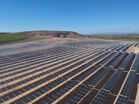 Planta Solar Medina.