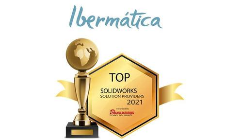 Ibermática, una de las diez empresas que mejor integran en el mundo soluciones de SOLIDWORKS