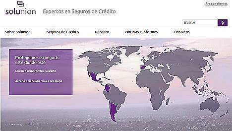 Informe semanal sobre riesgos de exportación de Solunion
