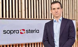 Antonio Peñalver, Director General en Sopra Steria.