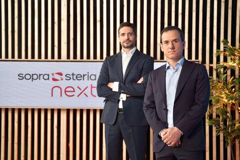 Antonio Peñalver y Carlos Morón Herrero, Sopra Steria.