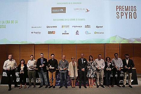 SPYRO reúne en San Sebastián a más de 200 profesionales para profundizar en la transformación digital de las organizaciones