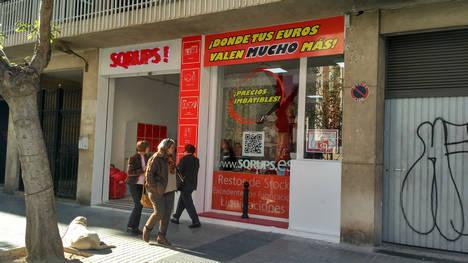 Sqrups! cierra 2016 con 54 tiendas operativas con una facturación de 8 millones de euros