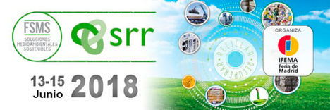 SRR 2018 acoge la celebración del 16º Congreso Nacional de la Recuperación y el reciclado de FER
