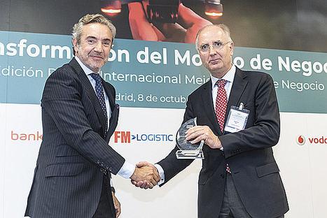 STIHL España, mención especial en el premio internacional mejor modelo de negocio 2019