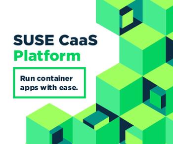 SUSE CaaS Platform (Plataforma de contenedores como servicio) facilita la ejecución de aplicaciones