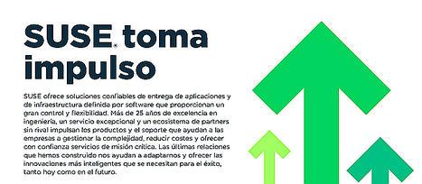 SUSE coge impulso gracias a su oferta innovadora de código abierto, el aumento de sus ingresos y su compromiso con las empresas