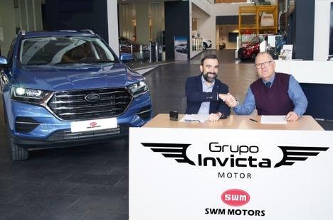 La división de coches de SWM Motors llega a España