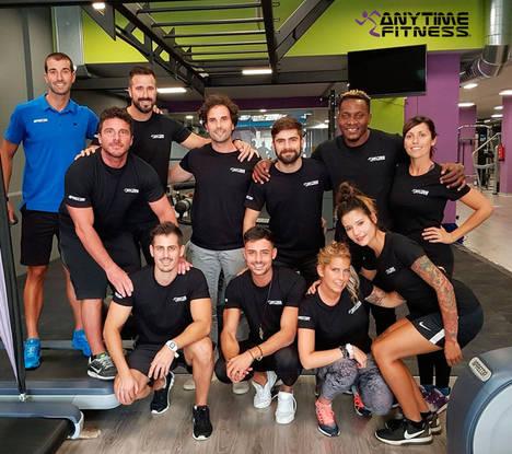 Sabadell acoge al líder mundial del fitness