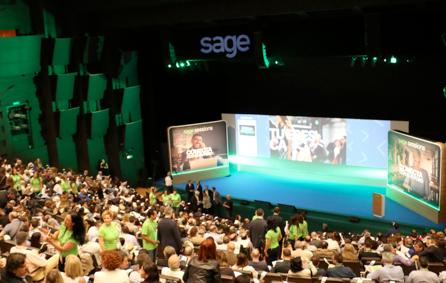 Sage reúne en Barcelona a 1.000 empresas para abordar la transformación digital de sus negocios