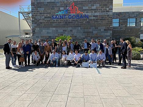 Saint-Gobain Placo premia a alumnos de Arquitectura Técnica en su 'IV Concurso de Innovación de Soluciones Placo®'