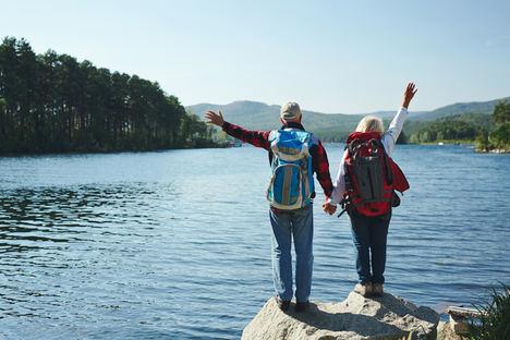 ¿Por qué el buen tiempo es beneficioso para la salud de nuestros mayores?