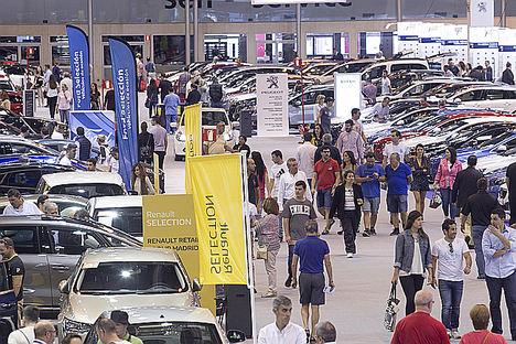 El Salón del Vehículo de Ocasión y Seminuevo reúne la más completa oferta de vehículos durante diez días