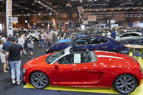 El Salón del Vehículo de Ocasión y Seminuevo de Madrid expondrá más de 3.000 coches