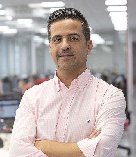 Salvador Esteve, CEO de BigBuy.