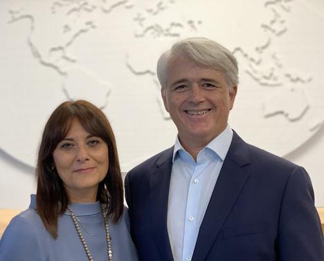 Salvador González Martín y Flor Carrasco abogados.
