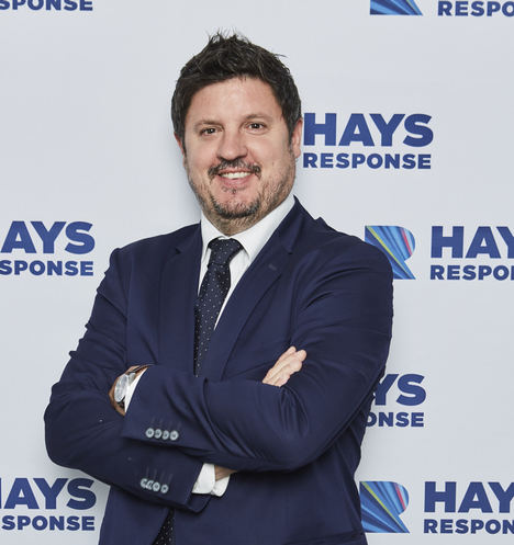 HAYS nombra a Salvador Sicart Director de HAYS IT Services en España