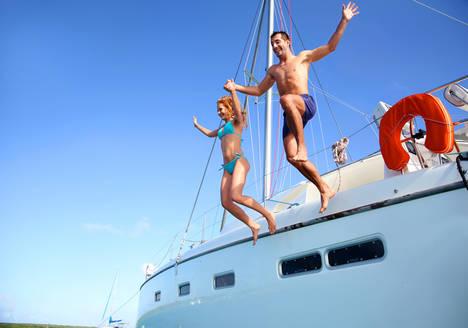 La economía colaborativa hace crecer el número de mujeres y jóvenes usuarios de barcos