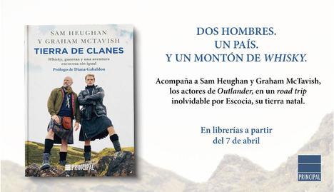 Entrevista exclusiva con Sam Heughan y Graham McTavish, los protagonistas de la serie Outlander