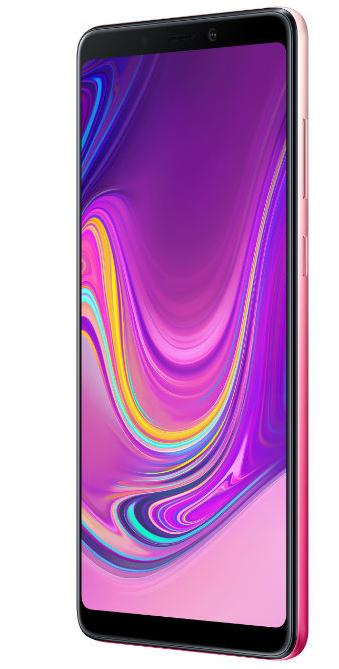 Samsung Galaxy A9 disponible en España