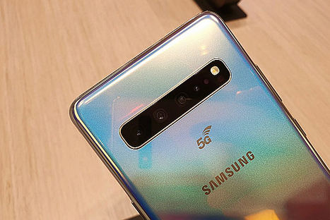 Las cámaras del Samsung Galaxy S10 5G obtienen la primera posición en el ranking DxOMark