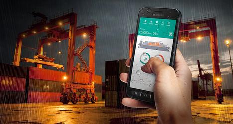 MCR distribuye en España los smartphones y tabletas profesionales de Samsung
