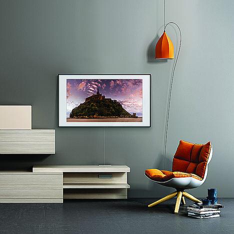 """Samsung anuncia los nuevos televisores """"The Frame"""" y """"SERIF TV"""" que estarán en CES 2019"""