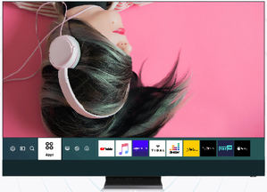 Samsung brinda la mayor oferta musical en sus Smart TV