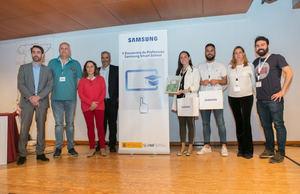 Samsung premia los mejores proyectos escolares de programación y robótica