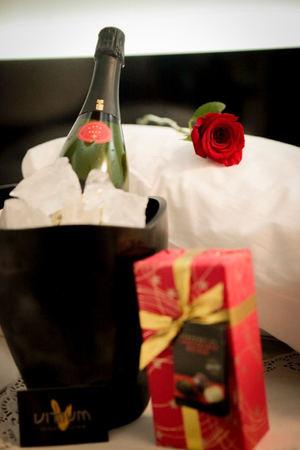 El San Valentín más sensual llega a Vitium Urban Suites