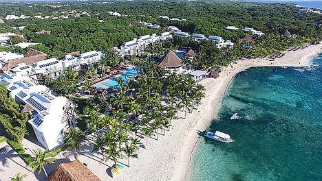 Sandos Caracol: el resort de ecoturismo más recomendado en Expedia