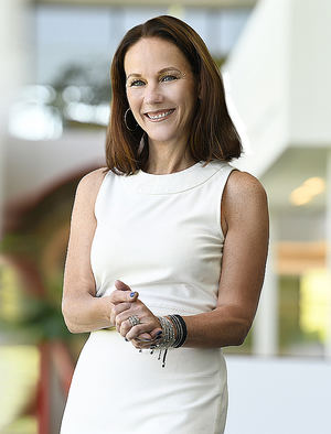 Sandra Hamilton, Commvault.
