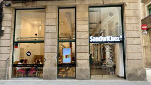 SandwiChez alcanza los 24 locales en Barcelona con la apertura de un nuevo establecimiento en Ciutat Vella